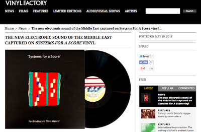 The Making of 'Systems for a Score' New Release Today on The Vinyl Factory