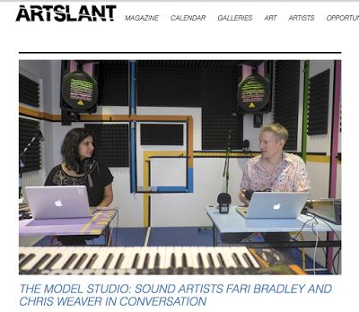 https://www.artslant.com/ny/articles/show/41752-the-model-studio-sound-artists-fari-bradley-and-chris-weaver-in-conversation