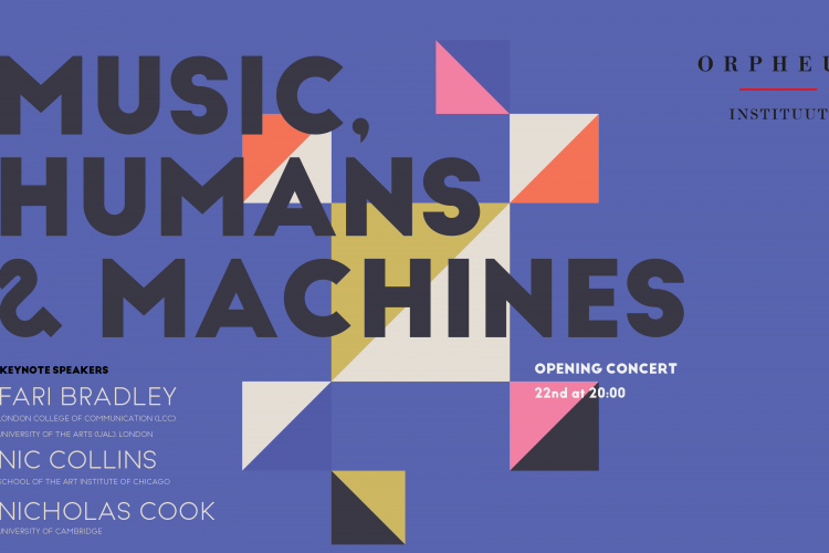 'Music, Humans and Machines' Keynote