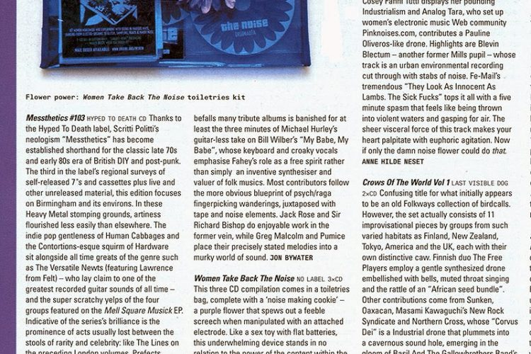 Wire Review – This Issue