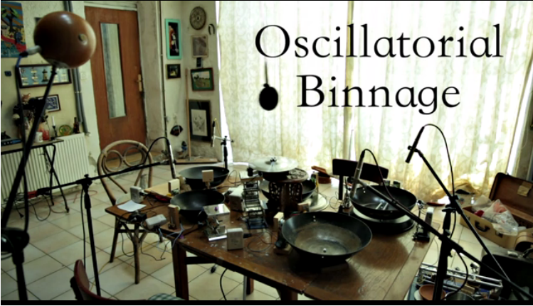 Tonal Recordings – Oscillatorial Binnage Album Coming Soon…