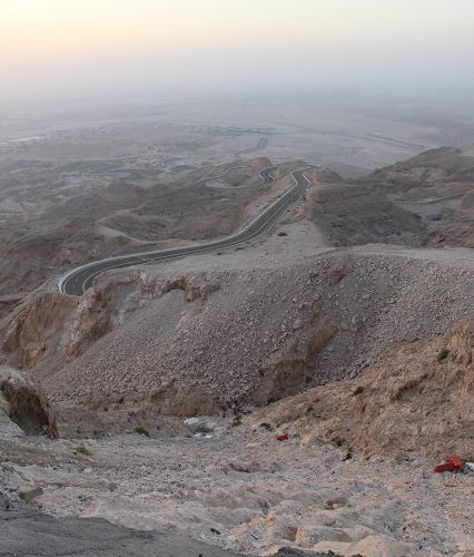 Jebel Hafeet Mountain – جبل حفيت‎