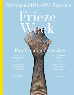 Frieze Week Specials – Resonance104.4FM