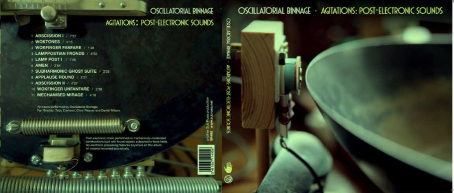 An Electro-Acoustic Sound – Listen to Oscillatorial Binnage
