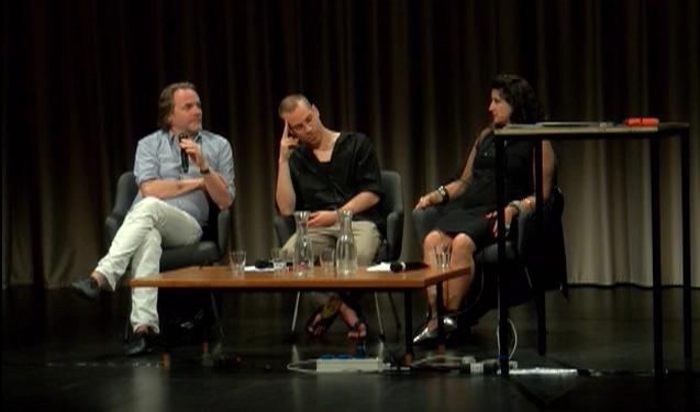 Video: Talk at HKW, Berlin